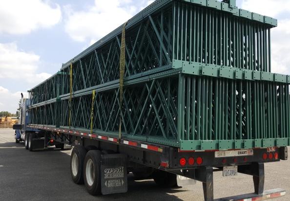 Pallet Rack Delivery