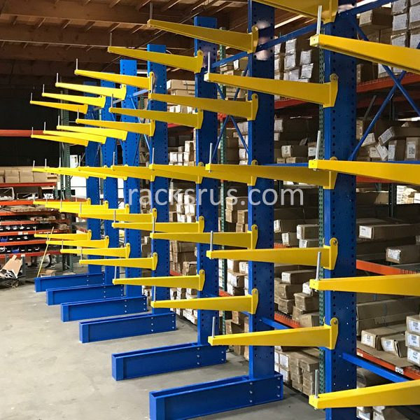 Industrial Shelving Solutions